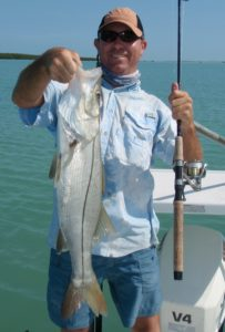 snook - backcountry fishing - flamingo - 2009
