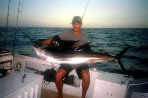 Angler vs. Sailfish vs. Shark