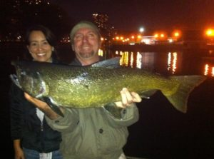 Wilmarie's First King Salmon