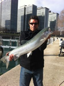Boris' Beautiful Steelhead