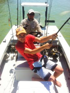 sawfish - flamingo - back country - fishing charters