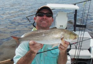 Flamingo - redfish - fishing guides - back country