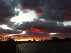 fishing charters - backcountry - Plantation Key - sunset