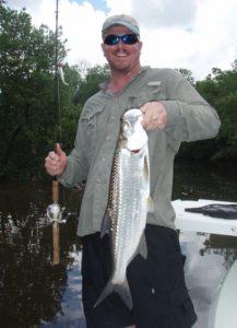 tarpon- inshore - Everglades - fishing charter