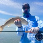Fly fishing - back country fishing - key largo - redfish - 2014