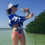 Lemon shark - bikini - flats fishing - flamingo - 2012