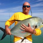 Permit fish - backcountry - Everglades - Key Largo - 2011