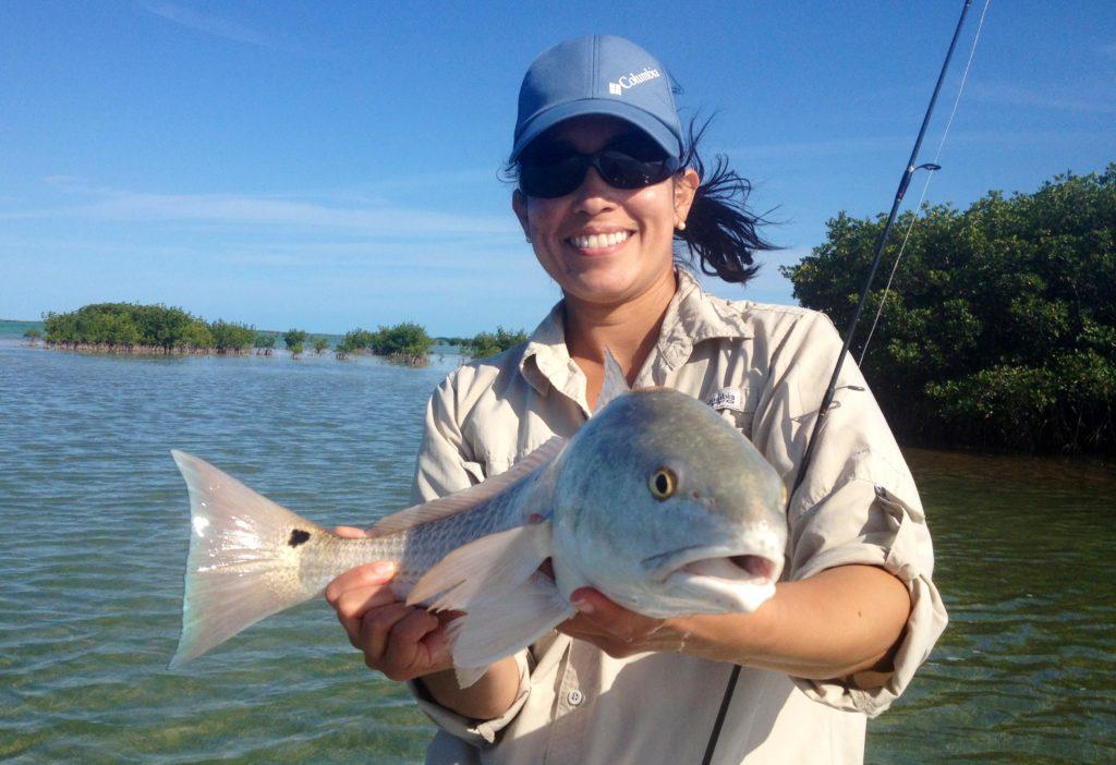 Redfish - everglades - backcountry - 2008