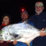 Shrimping - permit - tavernier creek - night fishing - 2010
