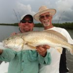 Skinny water - flamingo - redfish - 2005