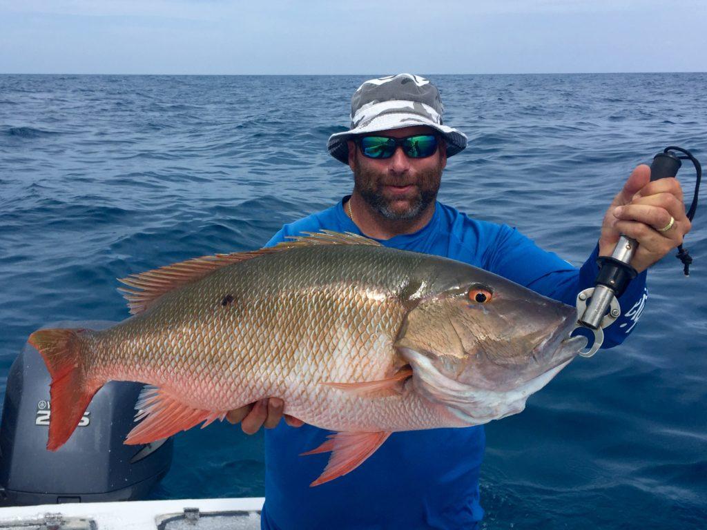 Snapper - reef - bottom fishing - key largo - 2013