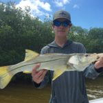 Tavernier - backcountry fishing - snook - 2016