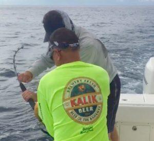 fishing - wahoo - trolling - bahamas