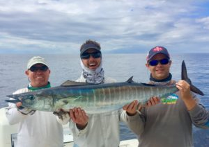 offshore fishing - wahoo - fishing charters - Tavernier