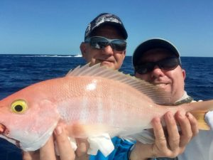 fishing charter - snapper - bottom fishing - islamorada