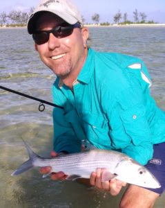 bonefish - flats fishing - flats - fly