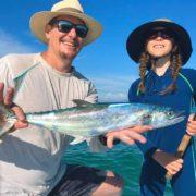 Harper's Spanish Mackerel in Florida Bay - Captain Dave Fishing Charters - Tavernier, FL