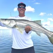 Snook | Captain Dave Perkins Fishing Charter | Tavernier, FL