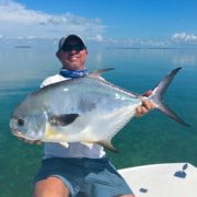Permit | Captain Dave Perkins Fishing Charter | Tavernier, FL