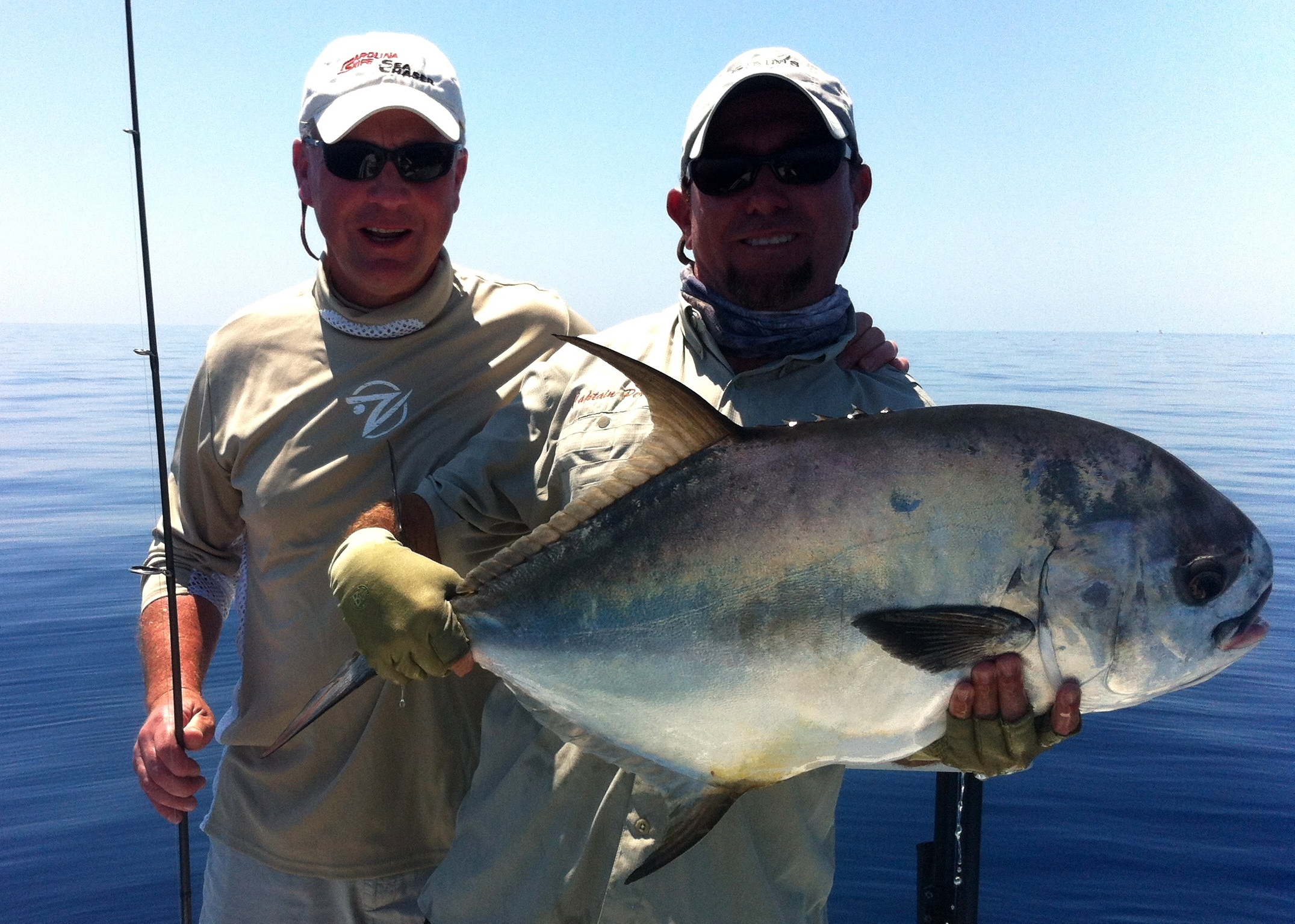 permit - offshore - fishing charters - Key Largo